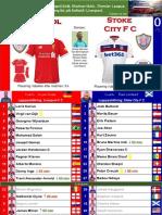 Premier League 180428 week 36 Liverpool - Stoke 0-0
