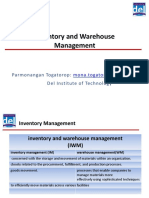 Inventory and Warehouse Mgt