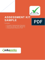 Samples Assessment Kit CHC