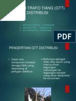 Gardu Trafo Tiang (GTT)