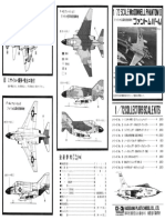 F-4J Phantom Instructions