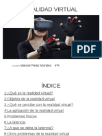 Trabajo Realidad Virtual