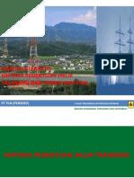 Kriteria Pemilihan Jalur Transmisi & Tower Spotting