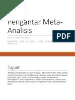 Dr.gita Meta Analisis