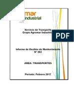 01-Informe de Gestión de Mantenimiento Transportes