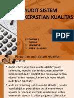 Audit Manajemen Ppt