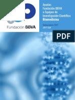 Bases Ayudas EIC Biomedicina 2017