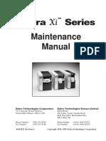 Xi Maint Manual Rev 2.pdf