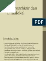 Gastroscisis Dan Omfalokel