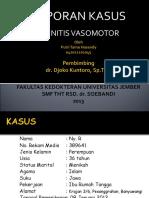 Laporan-Kasus-Rhinitis-Vasomotor(1).ppt