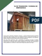 Arquitectura de Transición Informe