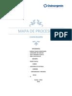 Mapa de Procesos Osinergmin