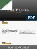 67. Block Proposal
