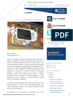 """Brújula URL_ Televisión_ ¿Una Máquina de Hacer """"Estúpidos"""""""