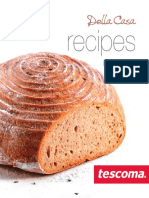 Tescoma Bread643160 Recipes
