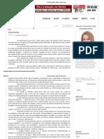 A Culpa Temerária - Artigos _ Carta Forense
