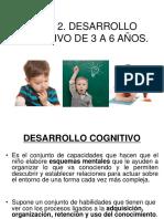 PSICOLOGÍA EVOLUTIVA 3-6