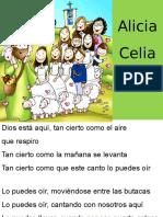 Misa Familiar 29-4-18 (5º Pascua-B-1ªCom)