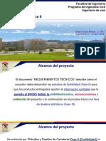 9.2 Estudios Viales Fase II