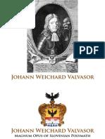 J W Valvasor Presentation @ State Library of Victoria