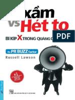 Xi Xam vs Het to - Bi Kip X Trong Quang Cao PR