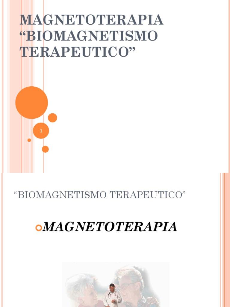 magnetoterapia para la disfunción eréctil