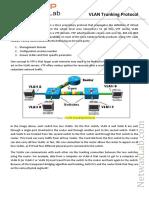 VLAN Trunking Protocol (VTP)