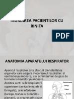 INGRIJIREA PACIENTILOR CU RINITA.pptx