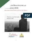 Vigilia de Oración Por Las Vocaciones 2018 Gente