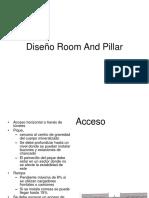 03- Diseno de Room and Pillar