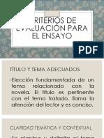 CRITERIOS DE EVALUACIÓN PARA EL ENSAYO.pptx