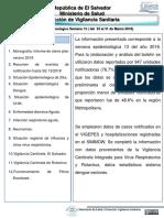 Boletin Epidemiologico SE 13-2018