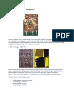 Prinsip Seni Rupa Dan Gambarnya