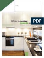 Kitchen Fitting Catalogue