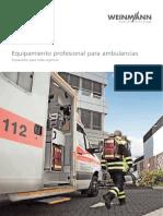 Ambulance Equipment 83538-ES