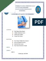 Auditoria en Salud y Enfermeria