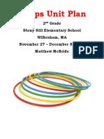 hoops unit plan