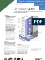 Bituthene® 4000
