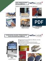 4. Codificación Termo Inkjet TFM Industrial