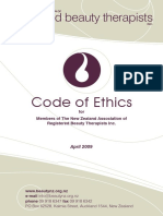 Code 20 of 20 Ethics