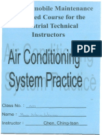 Automotive Air System Control and Test