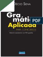 Gramática Aplicada Para Concursos