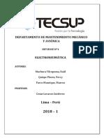 Informe N°4 - Electroneumatica