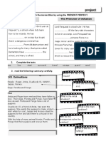Movies Present Perfect Activities Promoting Classroom Dynamics Group Form 5303 (1)
