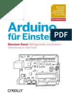 Arduino fur einsteiger