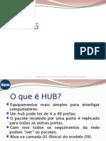 Redes - Aula06 - Hub_Switch