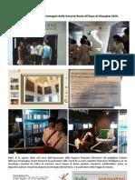Hicare Presenta la Venaria Reale all'Expo di Shanghai