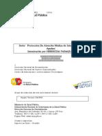 Protocolo Paraquat