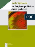 Spinoza-Tratado Teológico Político