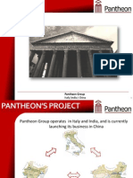 Pantheon Brochure